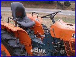 Kubota L235 Diesel Tractor With Shuttle Shift 357 Hours