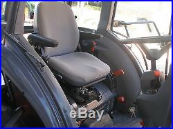 KUBOTA L3430 4 WHEEL DRIVE CAB TRACTOR