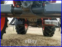 KUBOTA M7060 4x4 loader tractor 71hp cab tractor hydraulic shuttle farm tractor