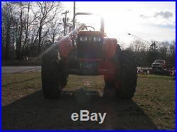 Kubota M95s 4x4 Dual Speed Tractor