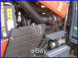 KUBOTA M 9000 4 WHEEL DRIVE CAB TRACTOR