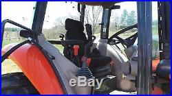 KUBOTA TRACTOR 2011 7040 CAB A/C HEAT