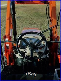 KUBOTA m7060 4x4 loader tractor. WARANTY, FREE DELIVERY