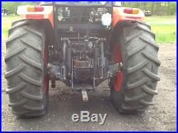 KUBOTA m9540 Tractor