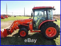 Kubota 2009 L Series Utility Tractor