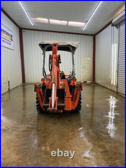 Kubota B20 Orops Hst Tractor With 4wd