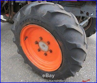 Kubota B2100HSD 4x4 Ag Utility Tractor Hydraulic 3 Point Hitch Diesel bidadoo
