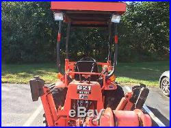 Kubota B21 tractor