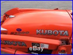 Kubota B3200HSD Tractor