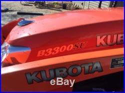 Kubota B3300 SU