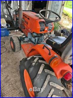 Kubota B5200 Tractor 447 hours