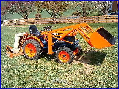 b6000 | Mowers & Tractors