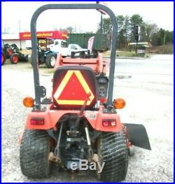 Kubota BX2200 & 60 Mower Deck, 4x4 & Loader FREE 1000 MILE DELIVERY FROM KY