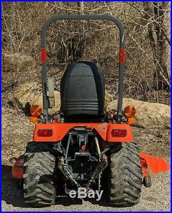 Kubota BX2230 Only 1316 Hours! 4wd tractor, Power Steering! 22hp Athens, OH