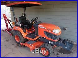Kubota BX 2360 4 x 4 Tractor