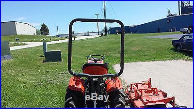 Kubota B-7100 HST Tractor 4x4