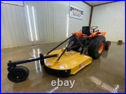 Kubota L235 Orops 2wd Compact Utility Tractor