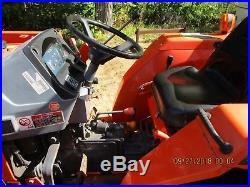 Kubota L2600 Tractor 4x4 Loader