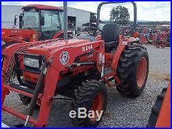 Kubota L3010HST Tractor