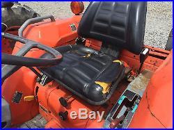 Kubota L3010 Farm Tractor 4X4 WithLoader Hydrostatic Transmision. Good Rig