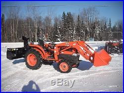 Kubota L3130 4X4, Loader, Compact Tractor