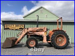 Kubota L345dt 4x4 Diesel Tractor Loader Clean! Cheap! Low Cost Shipping