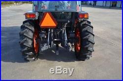Kubota L3540 cab tractor very nice