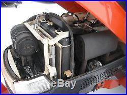 Kubota L4630 Cab 4x4 Loader Snowblower Compact Tractor