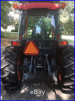 Kubota L4630 GSTC 4x4 Loader Cab Tractor 210 original hours