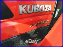 Kubota L4630 GST Tractor 4x4 Loader Cab-Delivery @ $1.85 per loaded mile