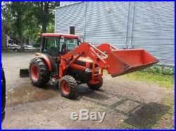 Kubota L5030HST Tractor (Front End Loader)