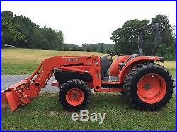 Kubota L5030 Gst 4x4 Tractor / Loader 50 HP Diesel Cheap Shipping Rates