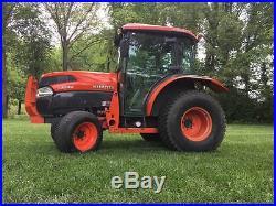 Kubota L5740 Tractor withLA854 Loader