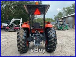 Kubota M8540 4x4 Farm Tractor Shuttle Shift 1800 Hrs