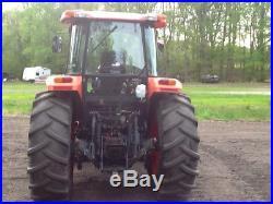 Kubota M9540 4x4 Tractor Loader