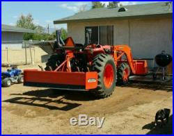 Kubota Tractor 4x4 L4600 HST