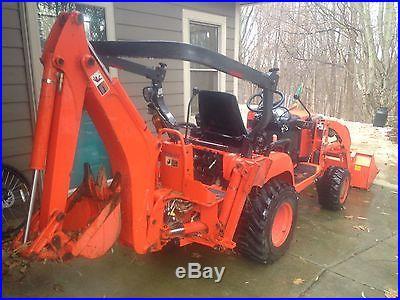 Kubota Tractor BX24