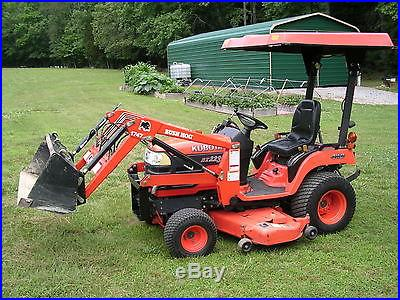 Kubota bx 2230 compact tractor