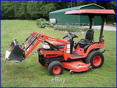 Kubota bx 2230 compact tractor 4X4