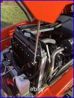 Kubota tractor B2650 Package