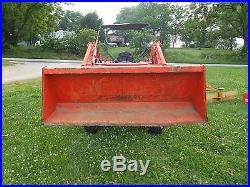 L3130HST Kubota 4WD Tractor with Loader/Trailer/Equipment