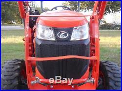 L3901D Kubota 4wd Tractor/Loader/New Trailer/New Bush hog/ New Boxblade/Tiedowns
