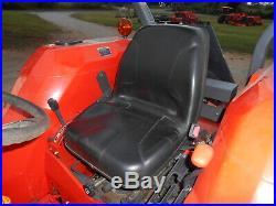 L4400 Kubota 4wd Tractor/Loader/ NEW Trailer/ BushHog/ Boxblade/Tiedowns