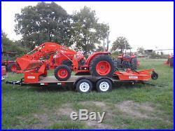 bush | Mowers & Tractors