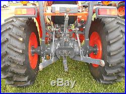 L4600HST Kubota 4WD Tractor with Loader/Trailer/Equipment 2013 Model