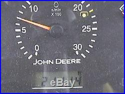 LQQK 2003 John Deere Super Clean 5105 With JD 521 Quick Tach Loader