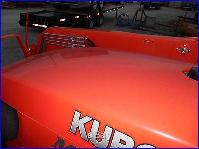 M5640SU Kubota 4wd tractor with Loader/2014 Model