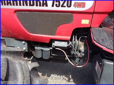 MAHINDRA 7520 4x4 TRACTOR W/ 3 POINT HITCH! WILL TAKE A LOADER AND BACKHOE