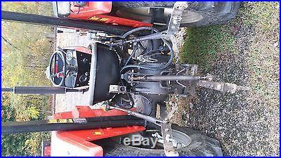 MASSEY FERGUSEN 231 AG/UTILITY DIESEL TRACTOR 38 HP