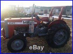 MASSEY FERGUSON 245 2WD 45 hp MF 245